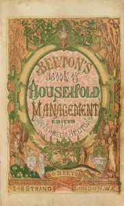 Cover of Mrs. Beeton's Book of Household Management
