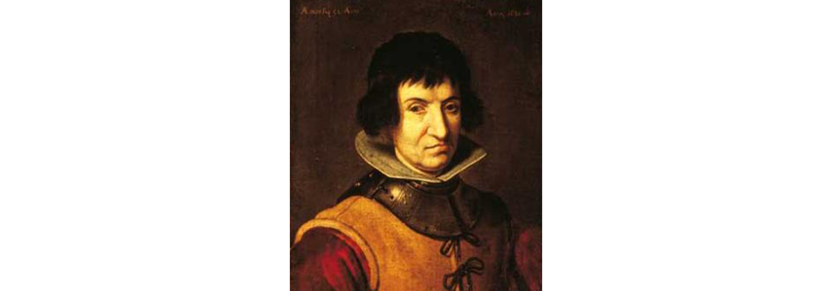 Painting of Catalina de Erauso