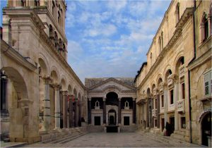 Diocletian's Palace-Peristyle