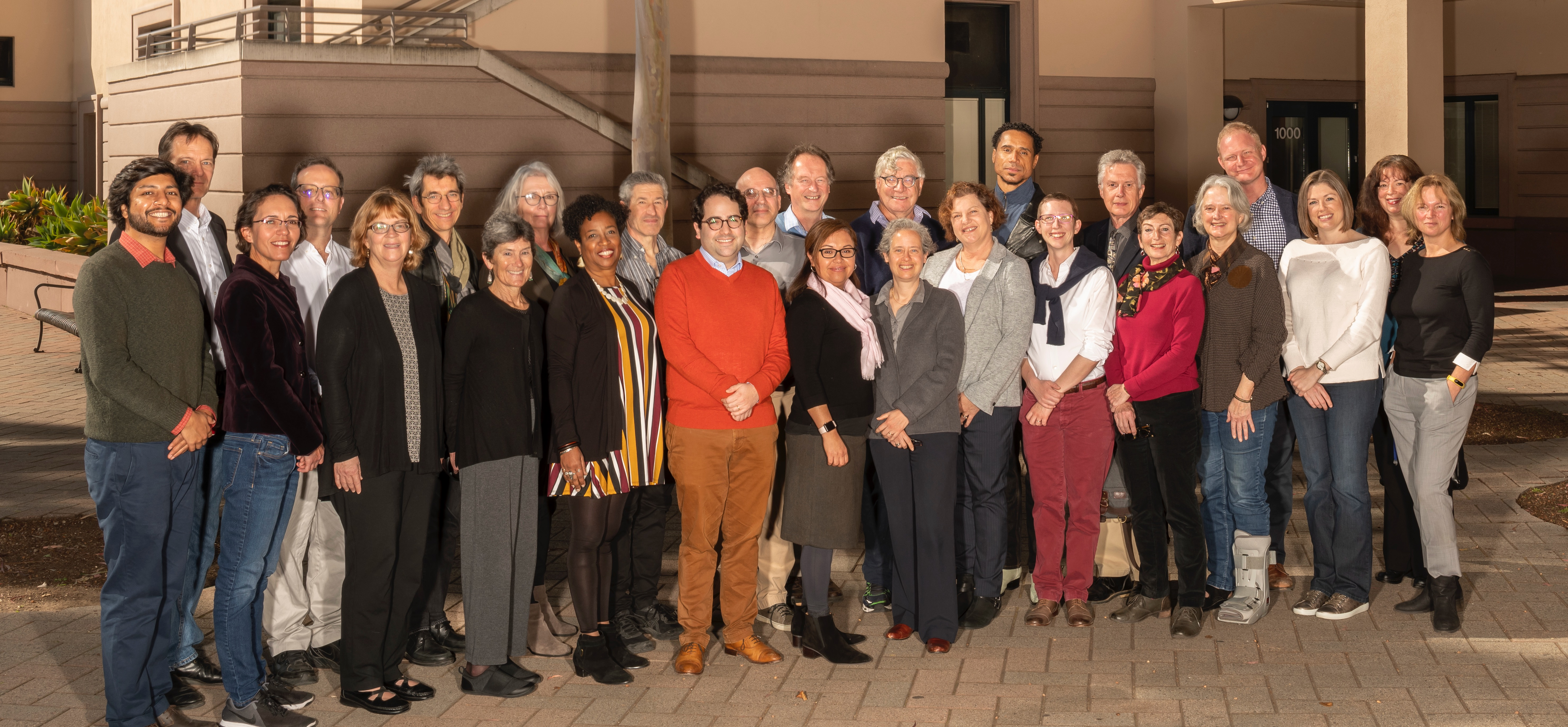 History Department faculty Group Photo