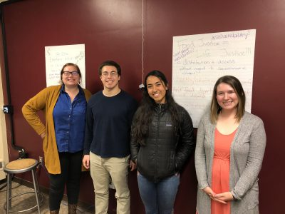four History graduate students fight for food justice