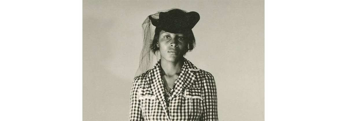 Recy taylor black and white headshot
