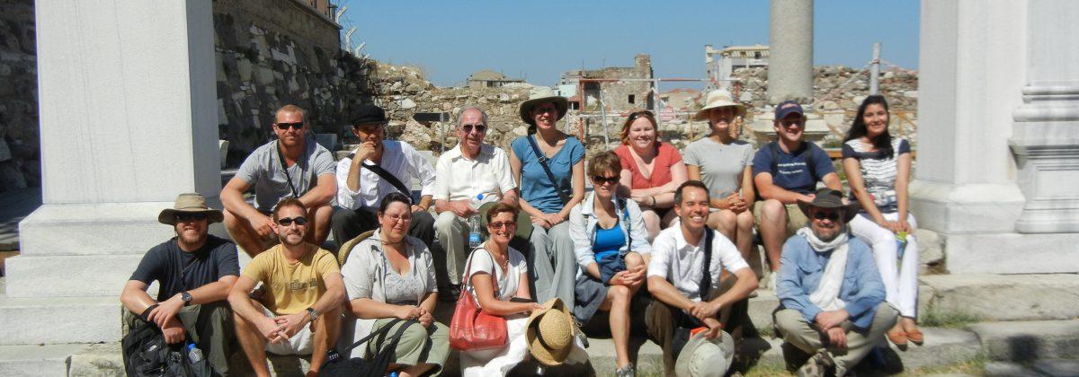 Ancient Borderlands Field Trip to Ephesus, summer 2010