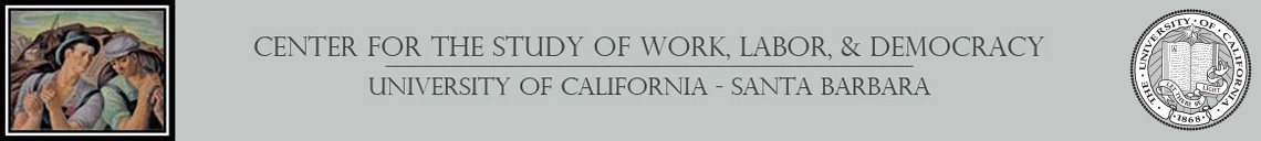 Banner image for Center for the Study of Work, Labor, and Democracy