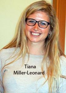 Photo of 2015 Recipient: Tiana Miller-Leonard
